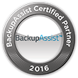 Logo Bösen & Heinke GmbH & Co. KG ist BackupAssist Certified Partner