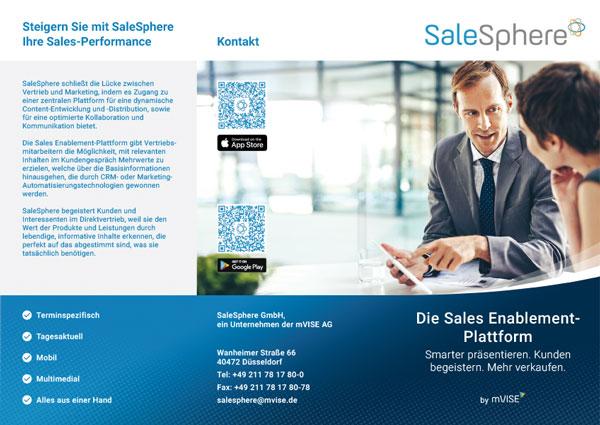 SaleSphere-Flyer-Titel