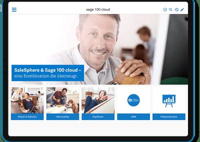 SaleSphere Sage 100