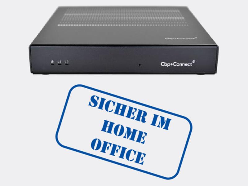 Ihr Netzwerkkabel in die Firma mit dem Office Home Office Connector