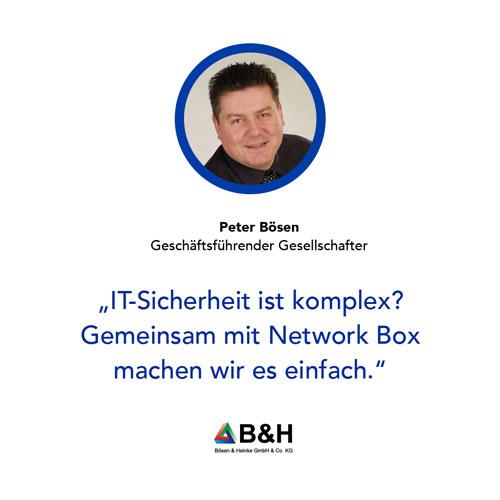 Boesen-und-Heinke-IT-Sicherheit-Network-Box-Peter-Boesen-Statement