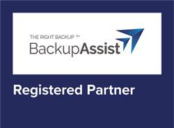 Logo Bösen & Heinke GmbH & Co. KG ist BackupAssist Certified Partner