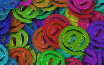 Aktuelle Probleme im E-Mail-Verkehr