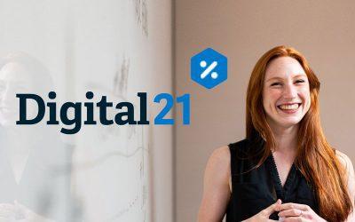 Digital 21: Sichern Sie sich jetzt Ihren Investitionsbonus