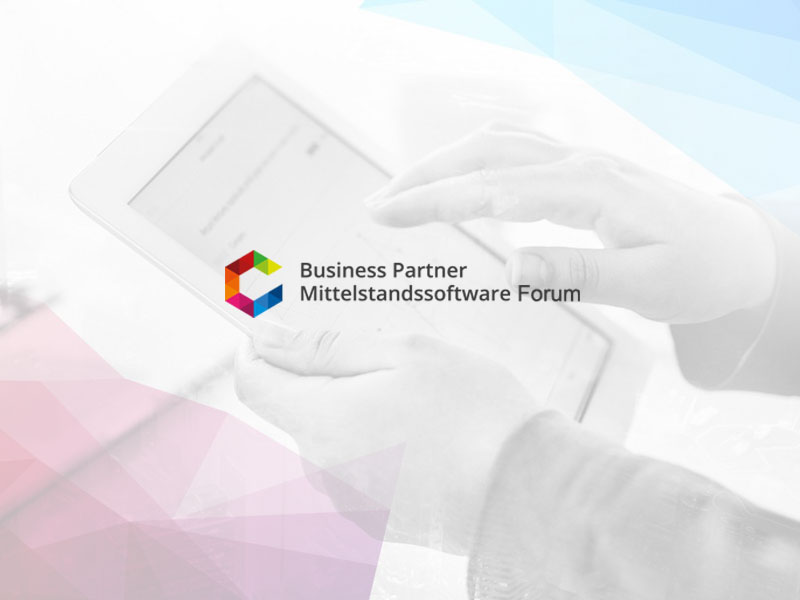 Bösen & Heinke im Verein Business Partner Mittelstandssoftware e.V. vertreten